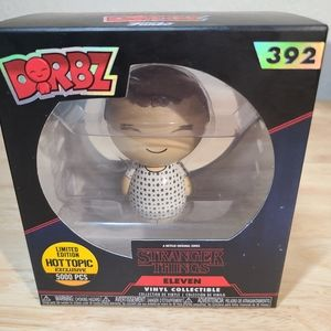 Funko Dorbz! Stranger Things: Eleven #392! Hot Top